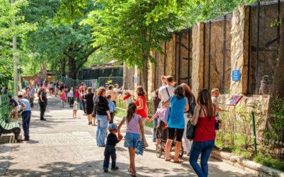 """""""Plimbări cu ghidul"""" prin Grădina Zoologică din Chișinău"""